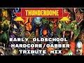 Thunderdome Tribute Early Classic Hardcore Techno/Gabber Megamix 90s full album!