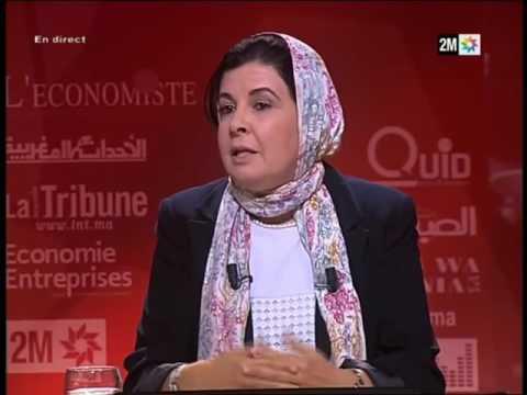 Confidences de presse  Asma Lamrabet partie 1