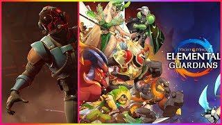 NOUVEAU SKIN FORTNITE ET FARMING ELEMENTAL GUARDIANS Might & Magic: Elemental Guardians