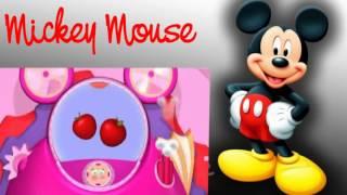 la casa de mickey mouse la exhibicin de moos de invierno de minnie