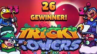 So gut waren wir ALLE noch nie! | Tricky Towers