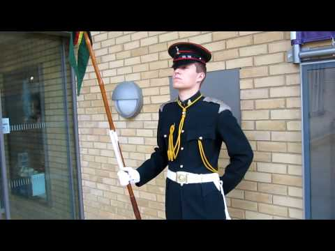 CRHnews - Essex Yeomanry guard duty Chelmsford Museum