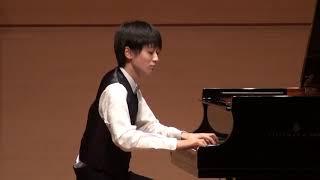 Chopin: Ballade No.1 in G minor Op.23 / Tomoya NAKASE(pf) The Yasuko Fukuda Audition 2019