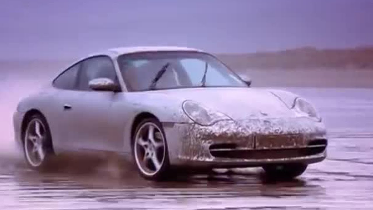 Sandblast Challenge | Top Gear - Part 2