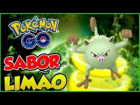 POKÉMON EXTINTO + BRILHO VERDE LIMÃO!  - Pokémon Go Capturando Shiny (Parte 48) thumbnail