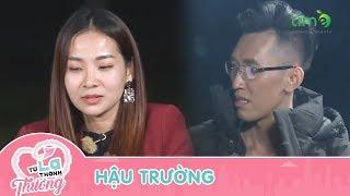 Tiết lộ lý do drama khi Nam 2 từ chối nói chuyện riêng với nữ 1 | Hậu trường Từ Lạ Thành Thương