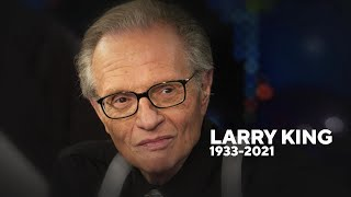 Larry king, legendary talk show host and tv icon, has died. he was 87. king hosted cnn's 'larry live' from 1985 to 2010. politicians movie stars...