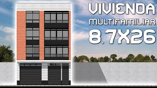 🔴 MULTI-FAMILY HOUSING 8.7x26 - Kimbiri🔴