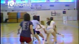 WAVY Archive: 1979 ODU Lady Monarchs-Ann Donovan