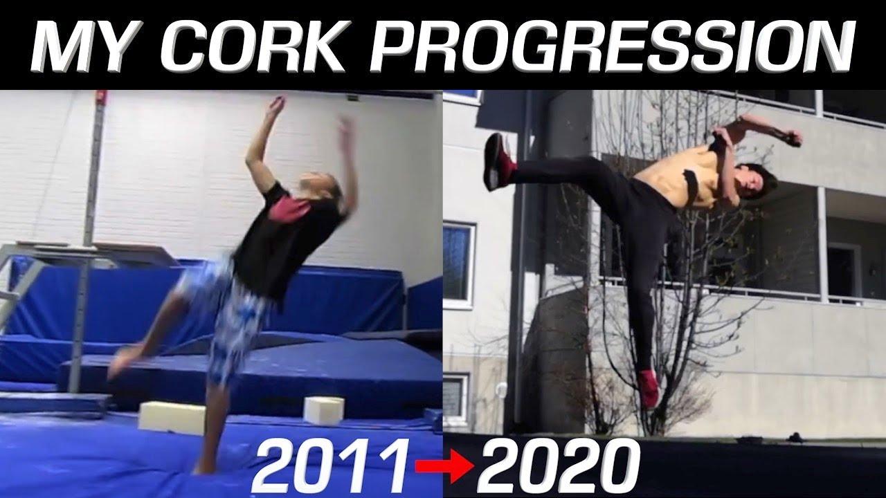 My Cork Progress 2011-2020