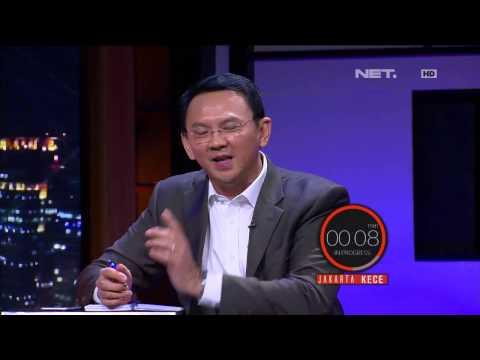 Jakarta Kece - Bagaimana Cara Ahok & Anies Mengatasi Banjir?