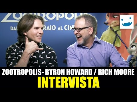 Zootropolis - BadTaste.it intervista i registi Byron Howard e Rich Moore Mp3