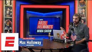 Max Holloway on health: 'I'm ok, I'm going to fight again' | Ariel Helwani's MMA Show | ESPN