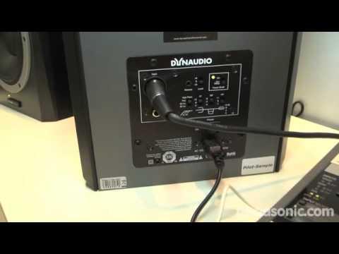 Dynaudio Studio Dbm50 Monitores Dynaudio Dbm50 y