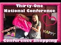 Thirty-One Conference 2017 Haul