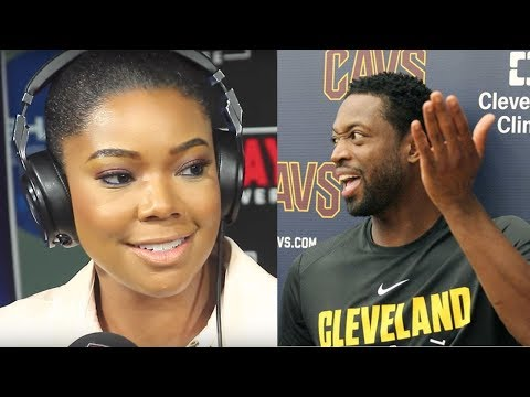 What Did Dwyane Wade's Wife Just Say?