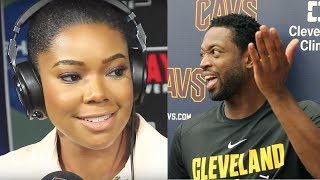 Did Dwyane Wade's Wife Just Say She Eats His ASS!?