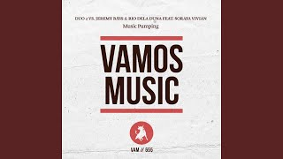 Gambar cover Music Pumping (feat. Soraya Vivian) (Incognet Remix)