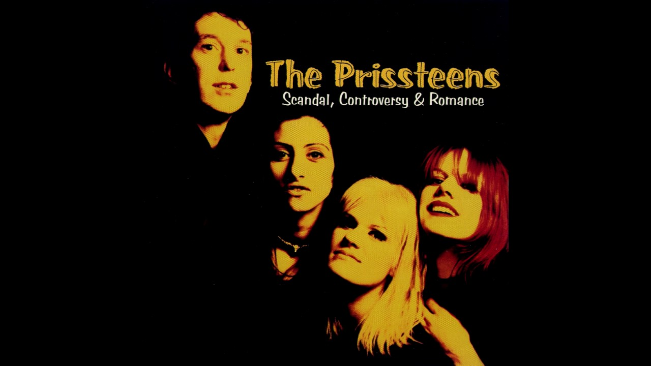 The Prissteens Id Go The Whole Wide World Wreckless Eric Cover
