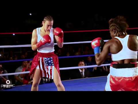 UTEP Graduate Jennifer Han - IBF World Champion