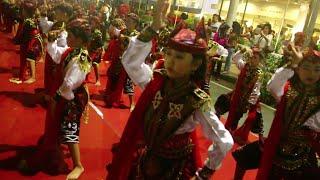 Tari Remo Massal Di Festival Tunjungan, Prepcomp 3 UN Habitat.