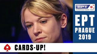 EPT Prague 2019 Main Event - Final Table (Cards up!)