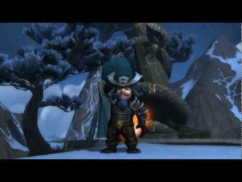 [WoW Music Video] Dodonpa, Gnome Monk theme song (WoW, MoP)