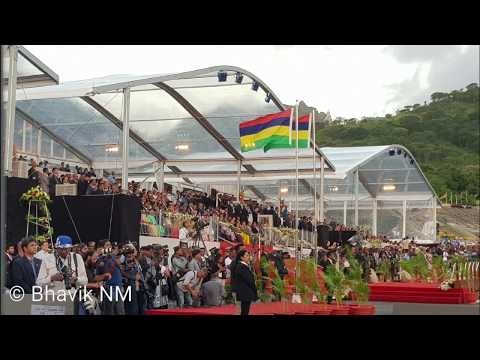 Mauritius National Day Celebrations 2018 at Champ de Mars