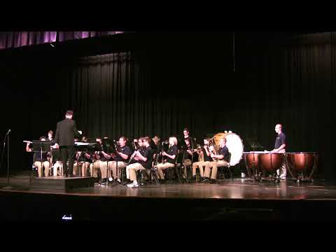 Black is The Color-NPMS 8th Grade Band