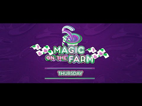 Bonnaroo Comes to Life - Magic On The Farm: Thursday