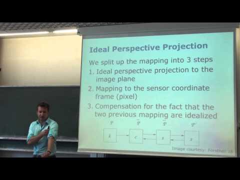 Photogrammetry I - 15a -  Camera Extrinsics and Intrinsics (2015)