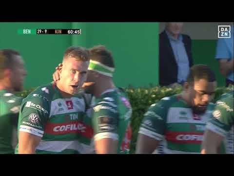 4° Guinness PRO14 19/20: Benetton Rugby 36 Southern Kings 30