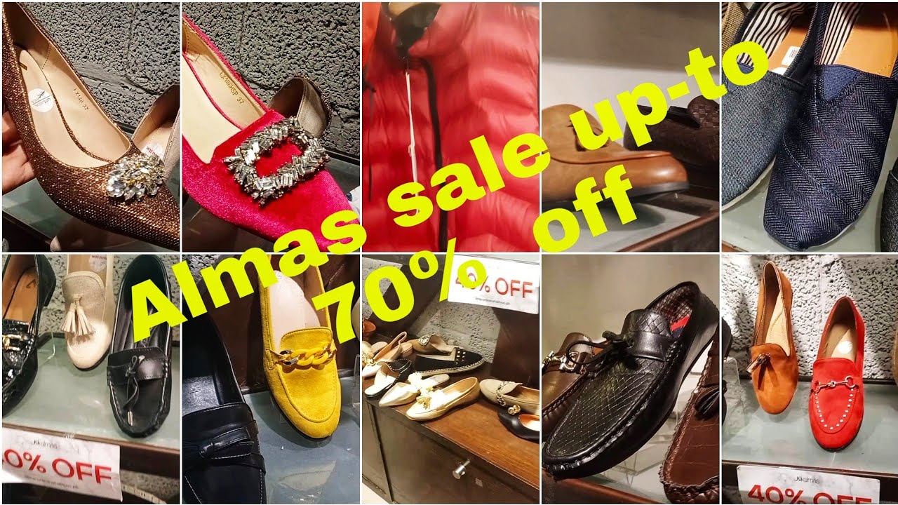 Almas season end sale 2020 up-to 70%off