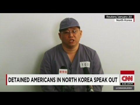 Kenneth Bae's sister talks to CNN