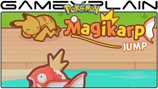 Pokémon: Magikarp Jump - Game & Watch (Video Preview)