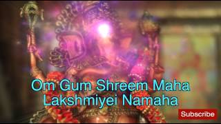 Ganesha and Lakshmi Mantra Music