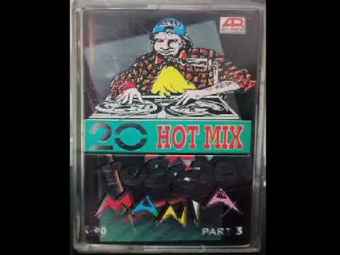 20 HOT MIX REGGAE MANIA.atlantic Records