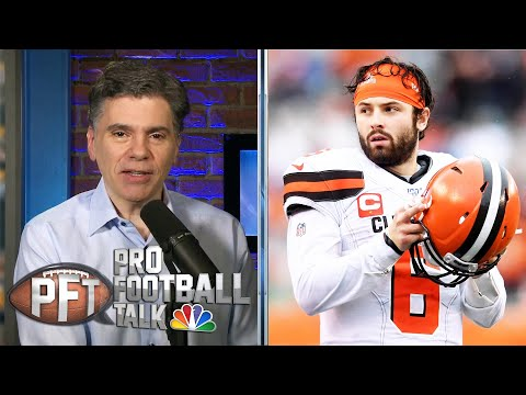 State of Franchise: Browns ready to bounce back in 2020   Pro Football Talk   NBC Sports