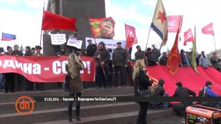 Хотите ли вы вернуться в СССР?   опрос (Донецк Мариуполь)