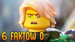 6 faktów i ciekawostek o LEGO NINJAGO MOVIE film