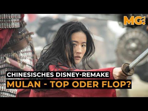 Disneys MULAN - Umstritten bei Zuschauern und Kinobetreibern