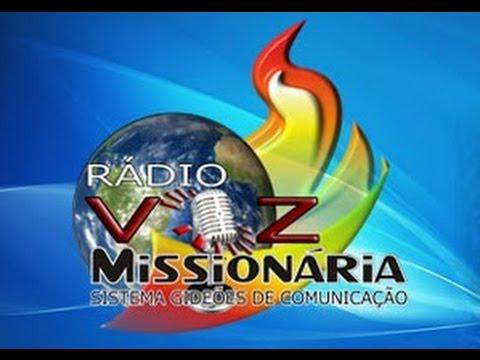 Radio Voz Missionaria de Brasil 5940 Khz, desde Mendoza (ARG) con Kaito 1103