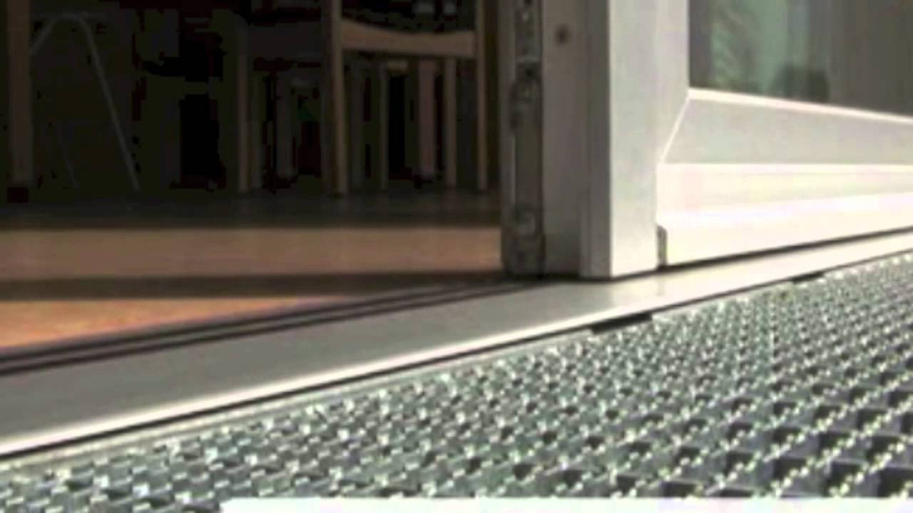 Akf Fenster Wacker Barrierefreie Schwelle Werbefilm Youtube