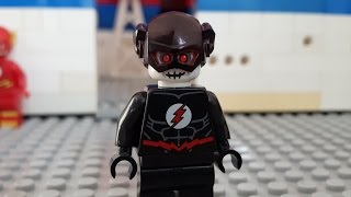 Lego The Flash Part 5 Versus The Black Flash