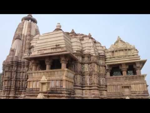 A SHORT TRIP TO KHAJURAHO MP INDIA PART 1