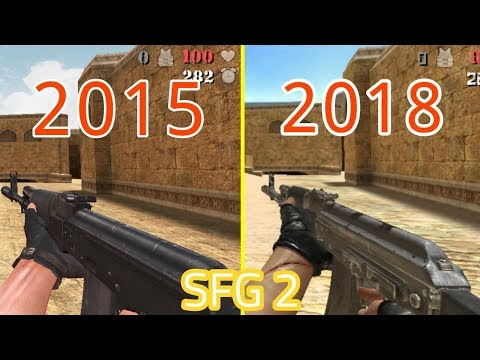 History/Evolution Of Special Force Group 2 (2016-2018)