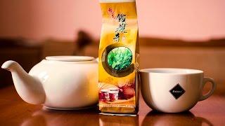 Завариваем Чай с молоком. Video stock