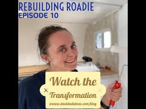 Rebuilding Roadie Episode 10