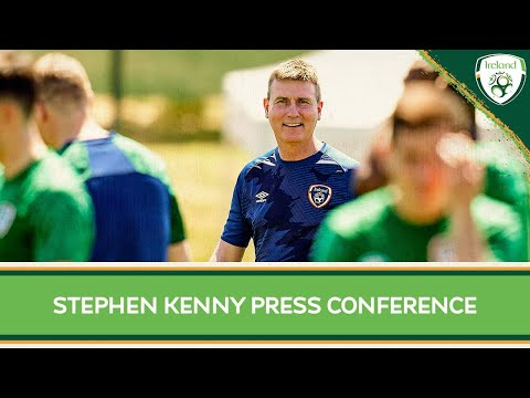 PRESS CONFERENCE | Stephen Kenny