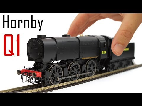 Unboxing the New Hornby Q1 Locomotive